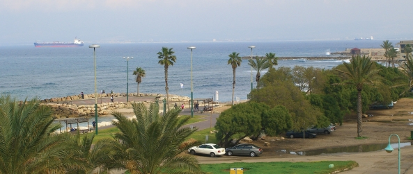 Surfers Beach - Bat Galim