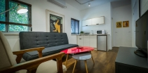 Hanasi 129 Boutique Apartment