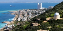 חיפה: היסטוריה, מלון בוטיק וקינוח איטלקי