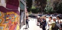 סיור גרפיטי ואמנות רחוב בשכונת הדר בחיפה