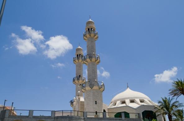 כאבביר, מסגד האחמדים