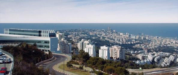אוניברסיטת חיפה - בנין אשכול