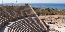 Habonim Beach and Caesarea